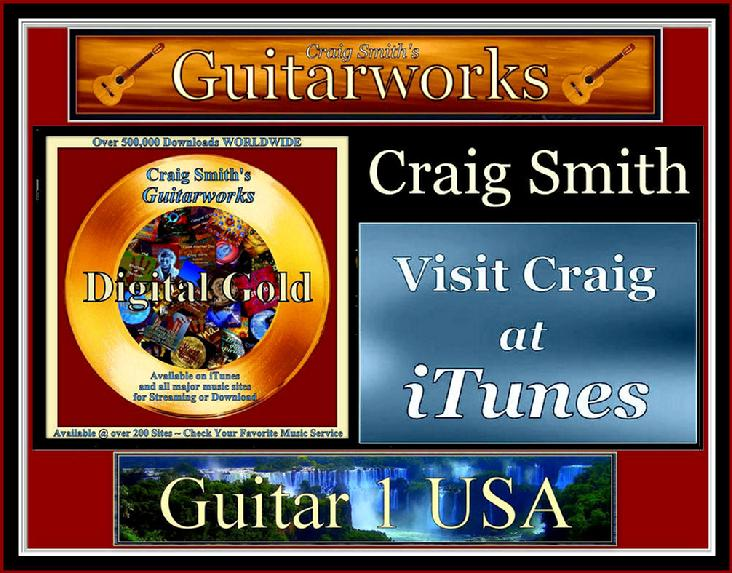 Craig Smith Guitarist